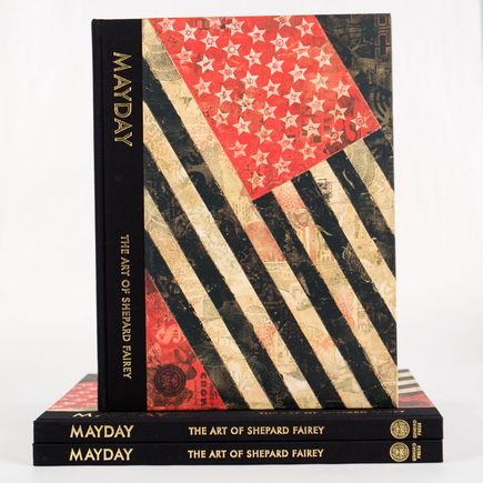 Shepard Fairey Book - Mayday: The Art of Shepard Fairey