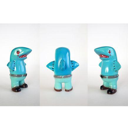Shirahama Toys Original Art - Untitled Shark 4