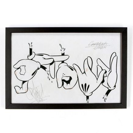 Slick Original Art - Gardena (G-Town) - Original Artwork