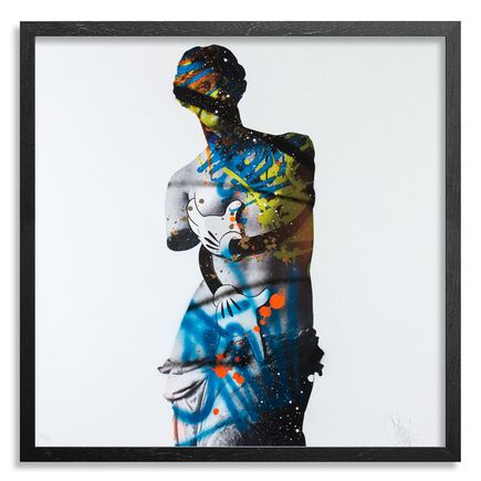 Slick Art Print - Venus de Slick - Hand Embellished Edition