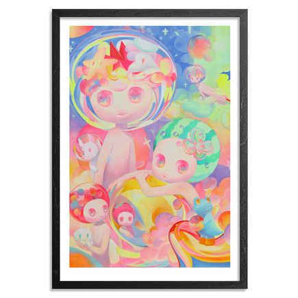 So Youn Lee Art Print - Between The Stars - Limited Edition Prints