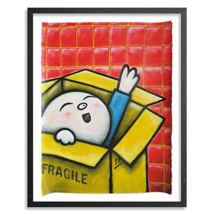 Sonni Original Art - - Fragile -
