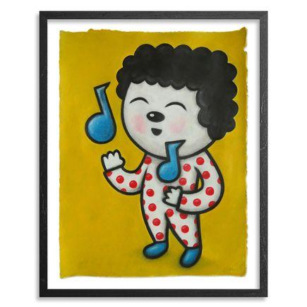 Sonni Original Art - La Musica