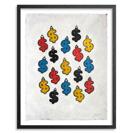 Sonni Original Art - - Money -