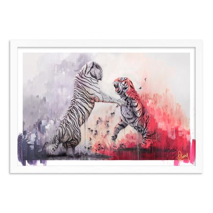 Sonny Art Print - Wild Playground - Hand-Embellished Edition