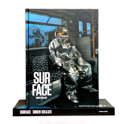 Soren Solkær Book - Surface Artbook