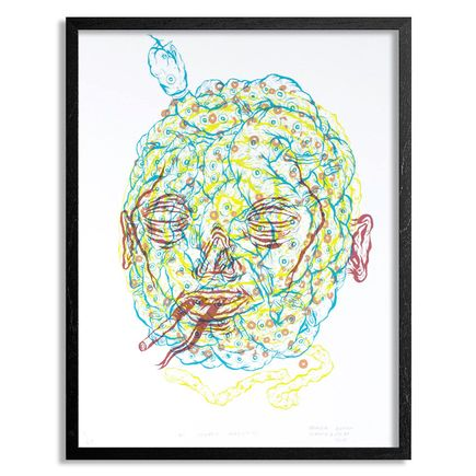 Spencer Keeton Cunningham Art Print - El Hombre Serpiente