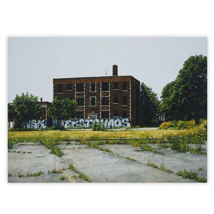 Stephanie Buer Original Art - Nekst Chaos