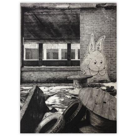 Stephanie Buer Original Art - Rektum