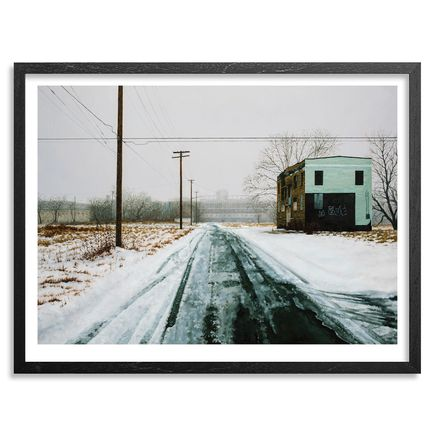Stephanie Buer Art Print - The Packard - Limited Edition Prints