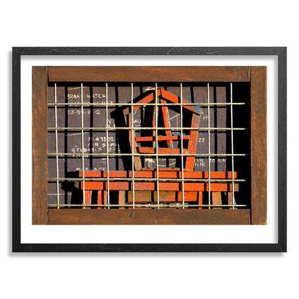 Stikman Art Print - Small Box - Limited Edition Prints