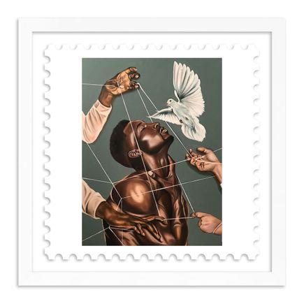 Stina Aleah Art Print - Spiritual Warfare