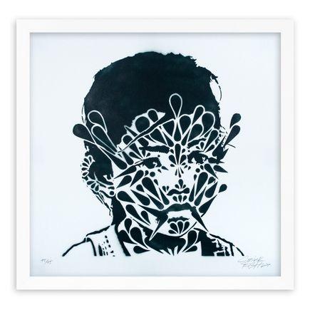 Stinkfish Art - Cambodia Thorns Girl - Variant 1 - Hand-Painted Multiple