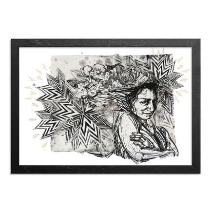 The Heliotrope Foundation Art Print - Swoon - Amanda