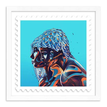 Taj Francis Art Print - Ties