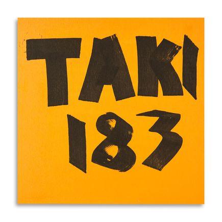 Taki 183 Original Art - TAKI 183 - VII