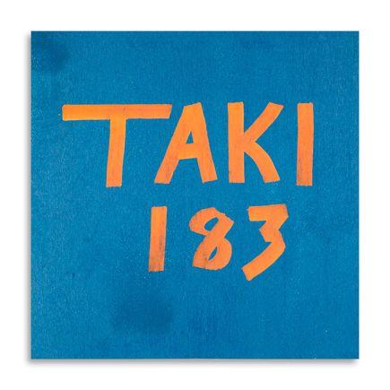 Taki 183 Original Art - TAKI 183 - I