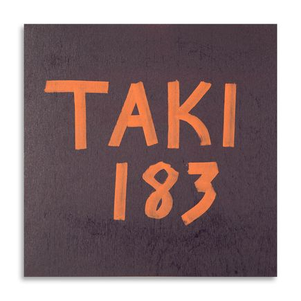 Taki 183 Original Art - TAKI 183 - V