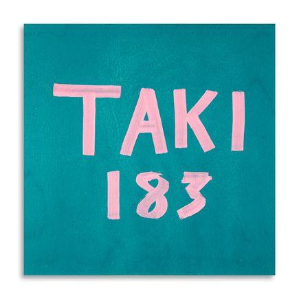 Taki 183 Original Art - TAKI 183 - III
