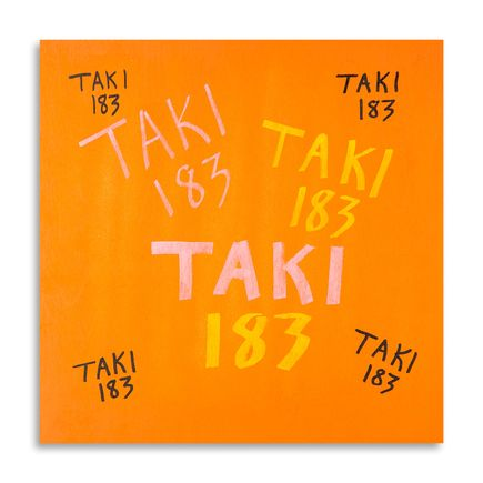 Taki 183 Original Art - TAKI 183 - VIII