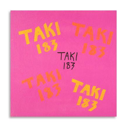 Taki 183 Original Art - TAKI 183 - IX