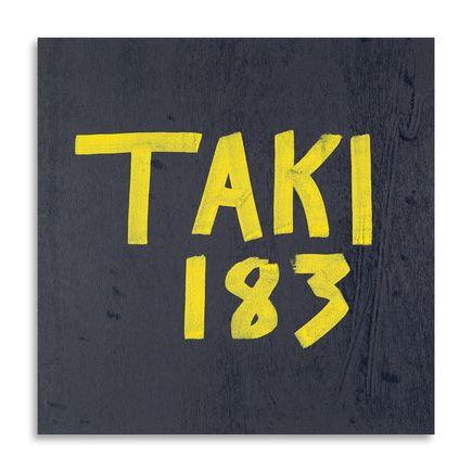 Taki 183 Original Art - TAKI 183 - II