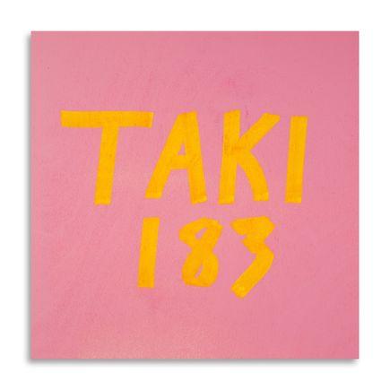 Taki 183 Original Art - TAKI 183 - IV