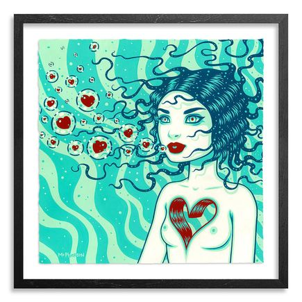 Tara McPherson Art Print - Drift - Standard Edition