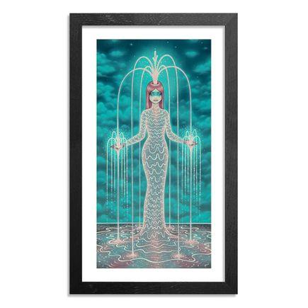 Tara McPherson Art Print - Fractal Fountain - Standard Edition