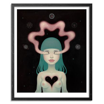 Tara McPherson Art Print - Quantum Dancer - 20 x 24 Edition