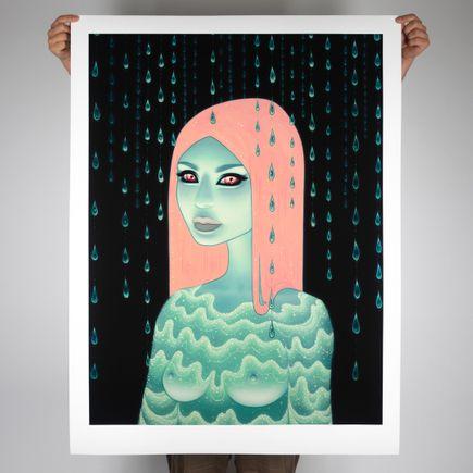 Tara McPherson Art Print - Wandering Luminations
