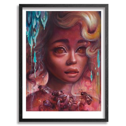 Tatiana Suarez Art Print - This Is Fine