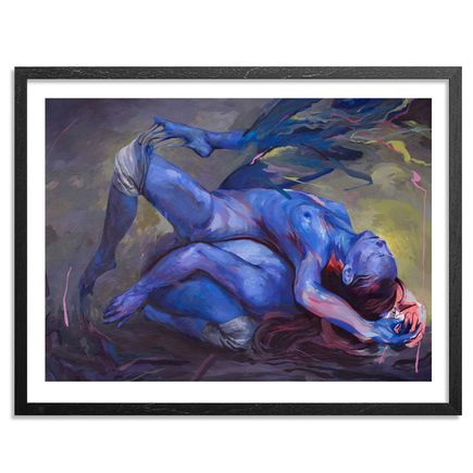 Taylor White Art Print - Offering - Standard Edition