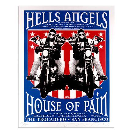 Jim Evans / Taz Art - Hells Angels - House of Pain