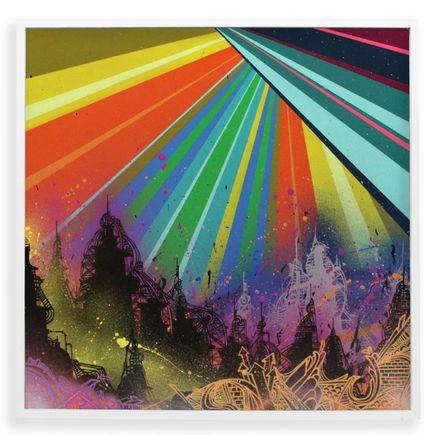 Tead Original Art - Acid City Vol. 2 : Pure Bliss II