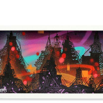 Tead Original Art - Acid City Vol. 2 I