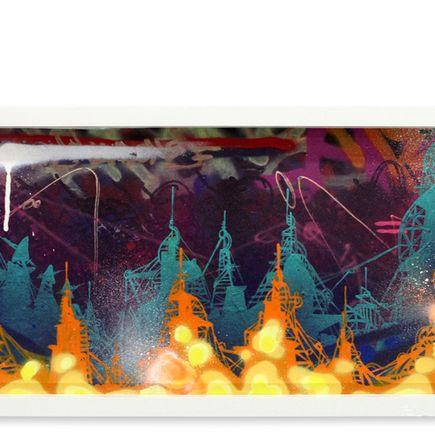 Tead Original Art - Acid City Vol. 2 II