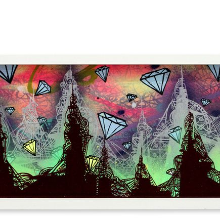 Tead Original Art - Acid City Vol. 2 III