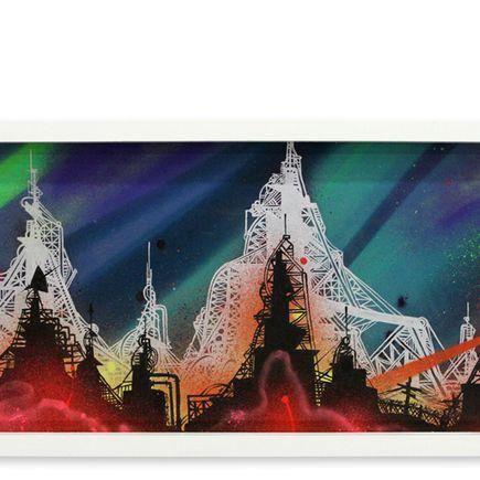 Tead Original Art - Acid City Vol. 2 IV