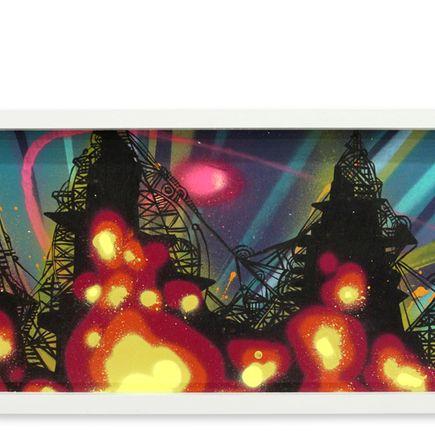Tead Original Art - Acid City Vol. 2 V