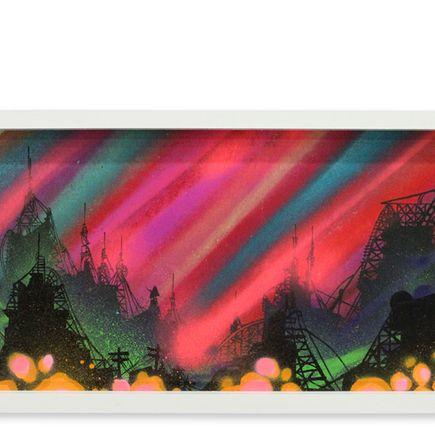 Tead Original Art - Acid City Vol. 2 VI