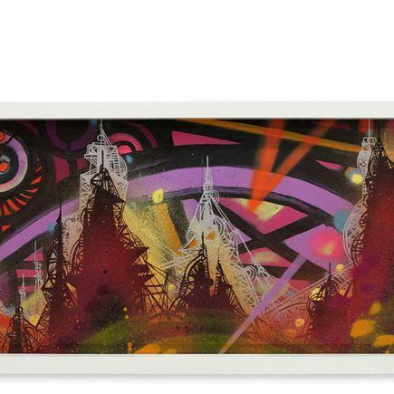 Tead Original Art - Acid City Vol. 2 IX