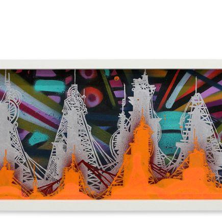 Tead Original Art - Acid City Vol. 2 X
