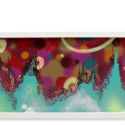 Tead Original Art - Acid City Vol. 2 XI