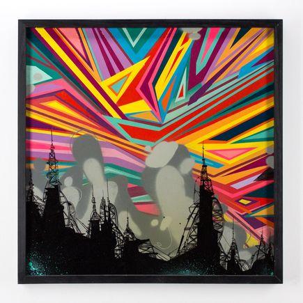 Tead Original Art - Acid City Volume 3 - Original Artwork #1