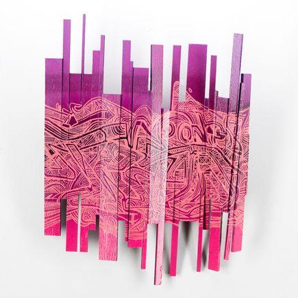 Tead Original Art - Acid City Volume 3 - Sculpture #3 - Original Artwork
