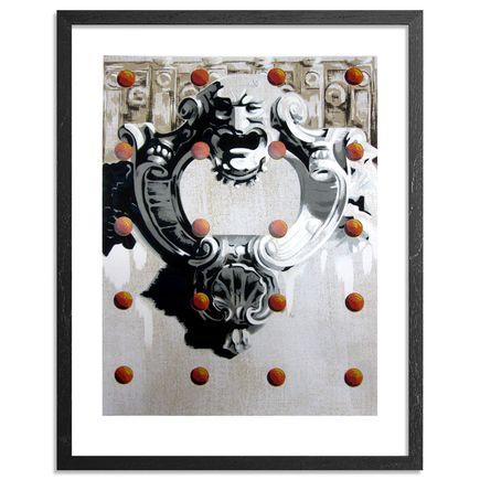 Teale Hathaway Art Print - The Globe