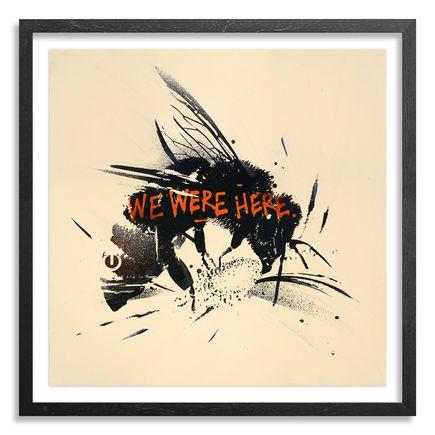 Tes One Art Print - Bee Aware - Standard Edition
