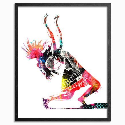ThankYouX Art Print - In Your Arms - Limited Edition Prints