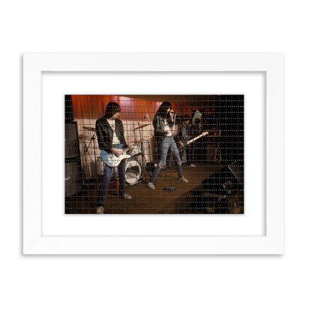 Tim Page Art Print - Ramones '76 - Blotter Edition